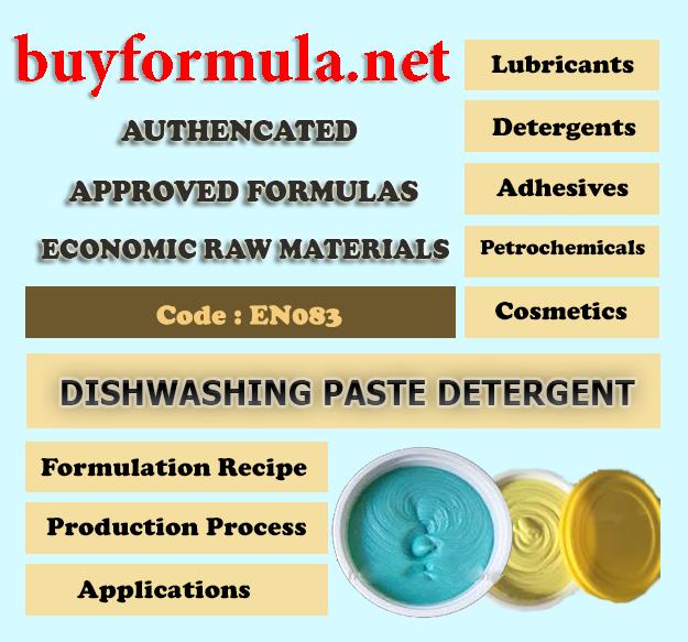 buyformula | How to make dishwashing paste detergent