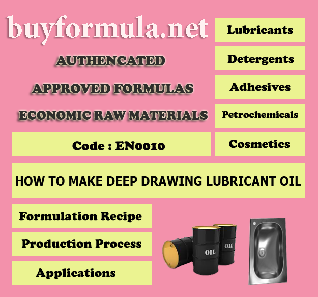 How to make lubricant