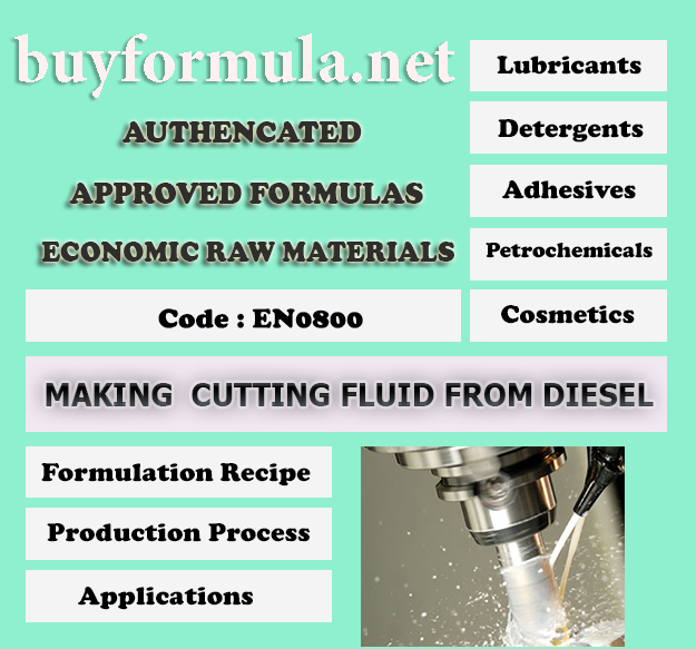 buyformula | How to make cutting oil from diesel