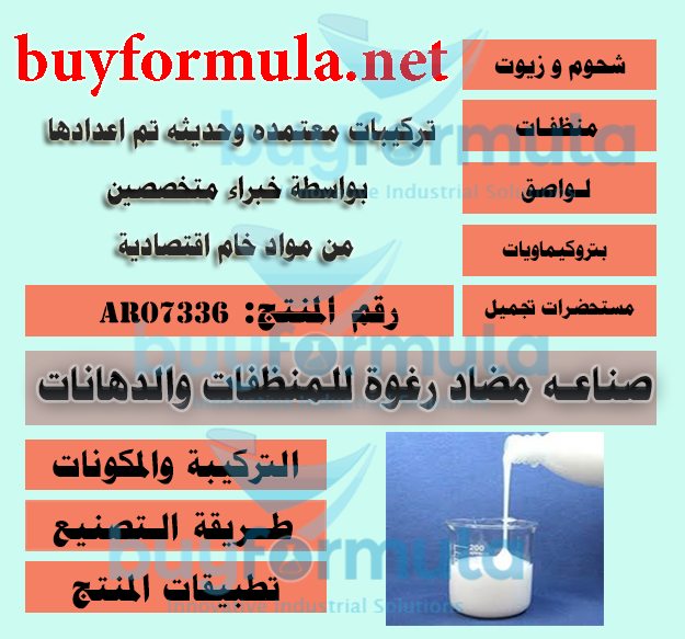 How to make antifoaming agent for detergents and paints