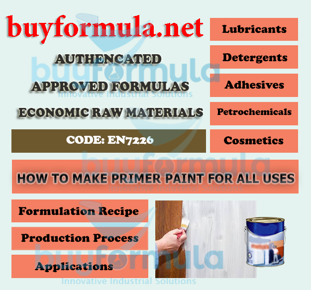 buyformula | How to make primer paint for all use